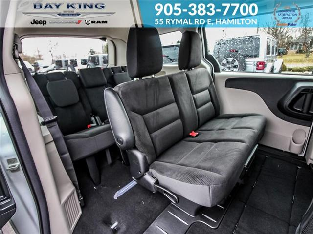 2019 Dodge Grand Caravan CVP/SXT (Stk: 193538) in Hamilton - Image 16 of 24