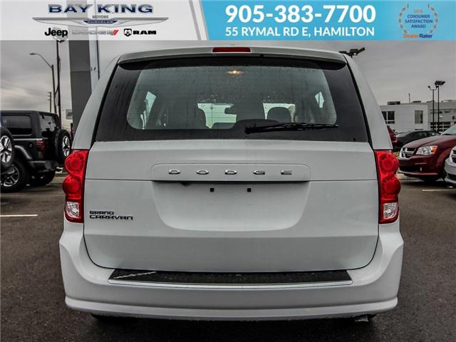2019 Dodge Grand Caravan CVP/SXT (Stk: 193538) in Hamilton - Image 19 of 24
