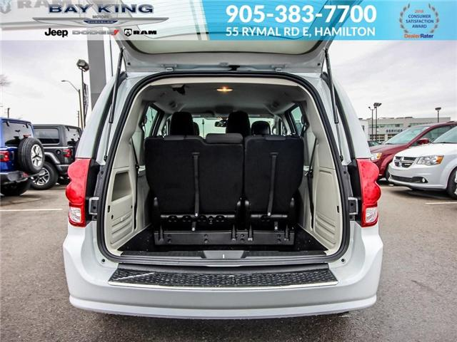 2019 Dodge Grand Caravan CVP/SXT (Stk: 193538) in Hamilton - Image 20 of 24