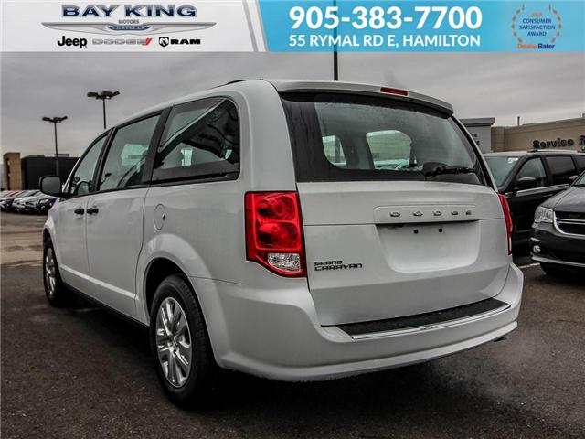 2019 Dodge Grand Caravan CVP/SXT (Stk: 193538) in Hamilton - Image 21 of 24