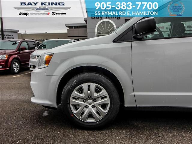 2019 Dodge Grand Caravan CVP/SXT (Stk: 193538) in Hamilton - Image 23 of 24