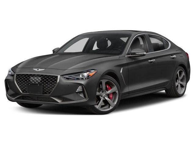 2019 Genesis G70 2.0T Sport (Stk: 39321) in Mississauga - Image 1 of 8