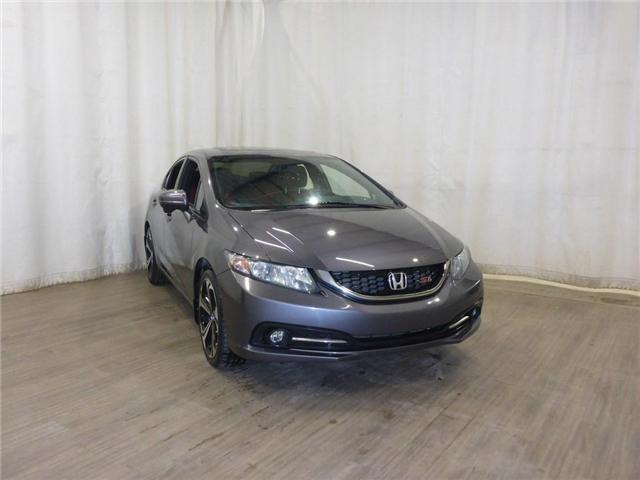 2014 Honda Civic Si (Stk: 18121242) in Calgary - Image 1 of 25