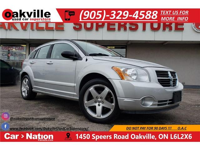2007 Dodge Caliber R/T AWD | WHOLESALE PRICE | AS IS | SPECIAL (Stk: DR338B) in Oakville - Image 1 of 19