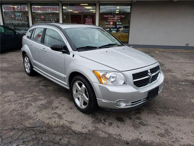 2007 Dodge Caliber R/T AWD | WHOLESALE PRICE | AS IS | SPECIAL (Stk: DR338B) in Oakville - Image 2 of 19