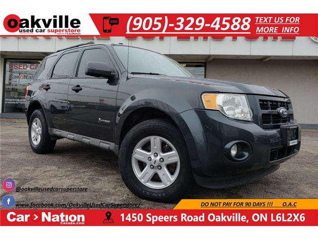 2009 Ford Escape WHOLESALE PRICE | AS IS | SPECIAL (Stk: P11255A) in Oakville - Image 1 of 20