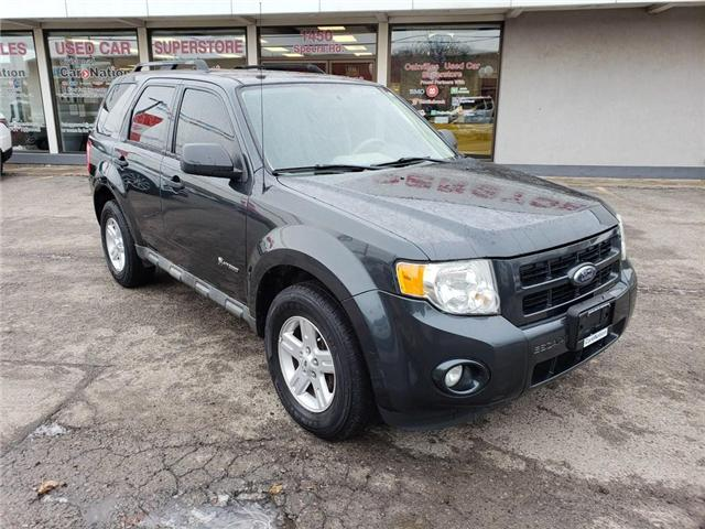 2009 Ford Escape WHOLESALE PRICE | AS IS | SPECIAL (Stk: P11255A) in Oakville - Image 2 of 20