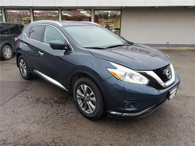 2016 Nissan Murano SL | PANO ROOF | NAV | 360 CAM | LEATHER (Stk: P11727) in Oakville - Image 2 of 22