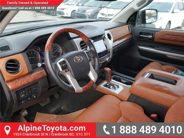 2015 Toyota Tundra SR5 5.7L V8 (Stk: X780054A) in Cranbrook - Image 9 of 17
