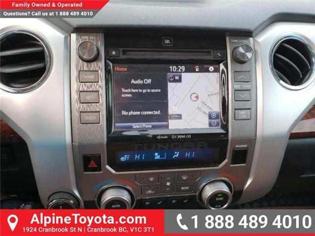 2015 Toyota Tundra SR5 5.7L V8 (Stk: X780054A) in Cranbrook - Image 12 of 17