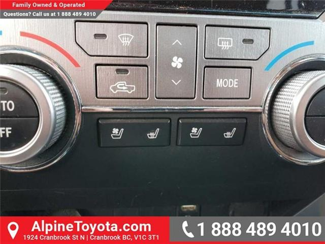 2015 Toyota Tundra SR5 5.7L V8 (Stk: X780054A) in Cranbrook - Image 13 of 17