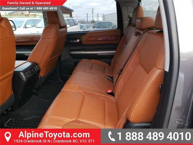 2015 Toyota Tundra SR5 5.7L V8 (Stk: X780054A) in Cranbrook - Image 16 of 17
