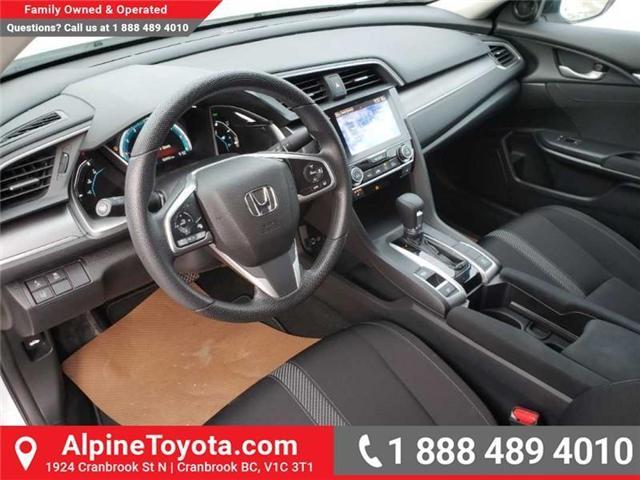 2016 Honda Civic EX (Stk: X173083A) in Cranbrook - Image 9 of 15