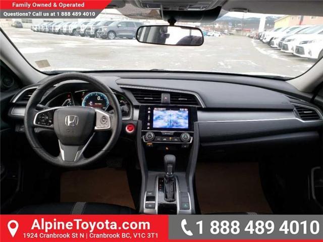 2016 Honda Civic EX (Stk: X173083A) in Cranbrook - Image 10 of 15