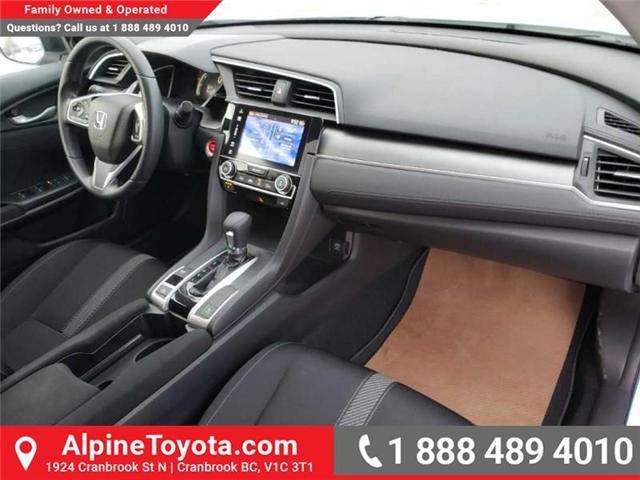 2016 Honda Civic EX (Stk: X173083A) in Cranbrook - Image 11 of 15