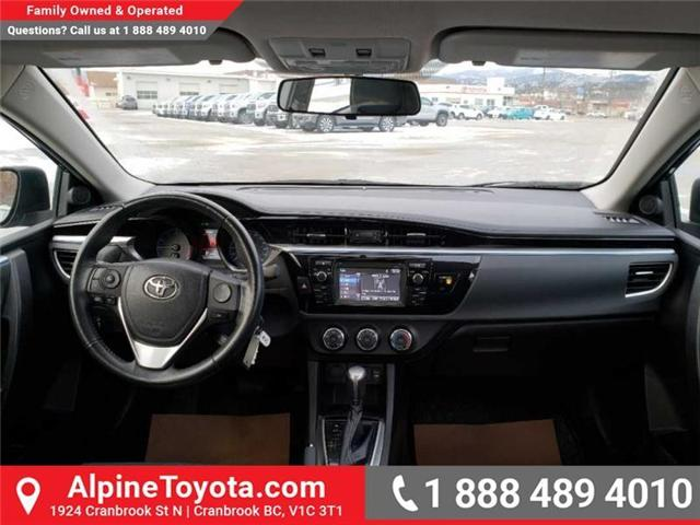 2014 Toyota Corolla S (Stk: U114287B) in Cranbrook - Image 10 of 15