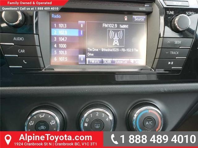 2014 Toyota Corolla S (Stk: U114287B) in Cranbrook - Image 12 of 15