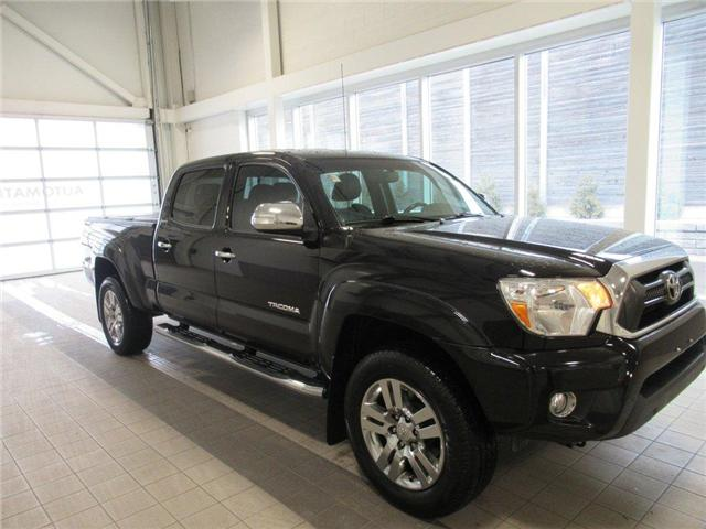 2015 Toyota Tacoma V6 (Stk: 15822A) in Toronto - Image 1 of 17