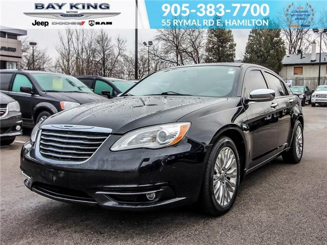 2013 Chrysler 200 Limited (Stk: 197076A) in Hamilton - Image 1 of 21