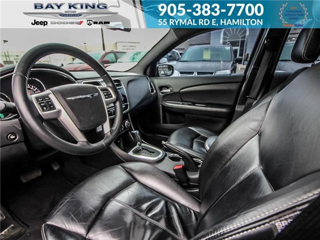 2013 Chrysler 200 Limited (Stk: 197076A) in Hamilton - Image 4 of 21