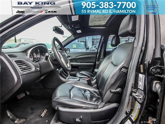 2013 Chrysler 200 Limited (Stk: 197076A) in Hamilton - Image 6 of 21