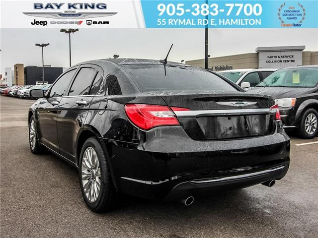 2013 Chrysler 200 Limited (Stk: 197076A) in Hamilton - Image 19 of 21