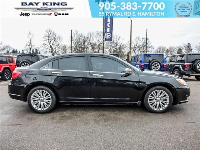 2013 Chrysler 200 Limited (Stk: 197076A) in Hamilton - Image 20 of 21