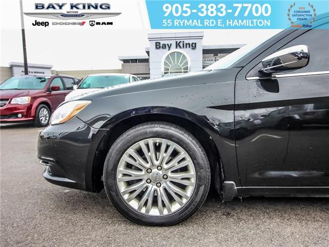 2013 Chrysler 200 Limited (Stk: 197076A) in Hamilton - Image 21 of 21