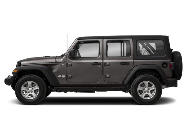 2019 Jeep Wrangler Unlimited  (Stk: 9410) in London - Image 2 of 9