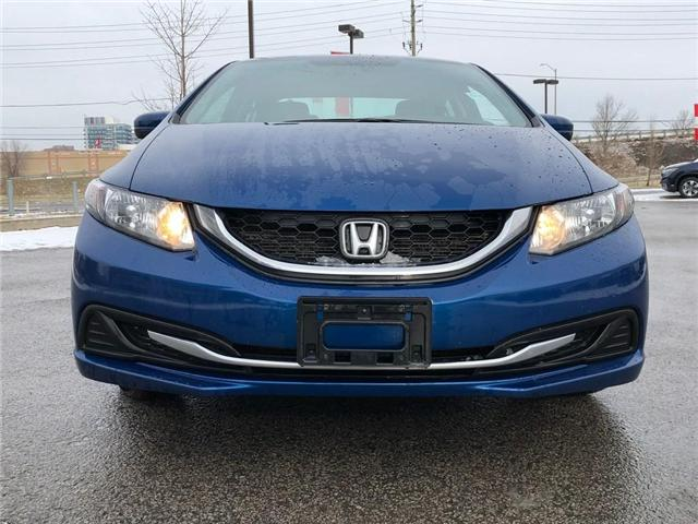 2015 Honda Civic LX (Stk: 190293P) in Richmond Hill - Image 2 of 15