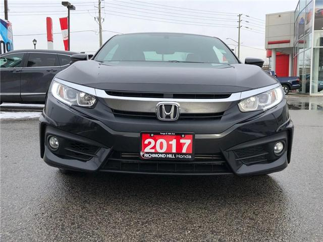 2017 Honda Civic EX-T (Stk: 190337P) in Richmond Hill - Image 2 of 20