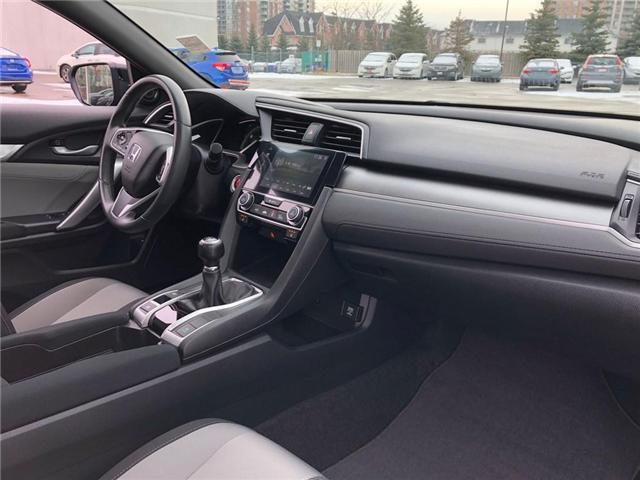 2017 Honda Civic EX-T (Stk: 190337P) in Richmond Hill - Image 8 of 20