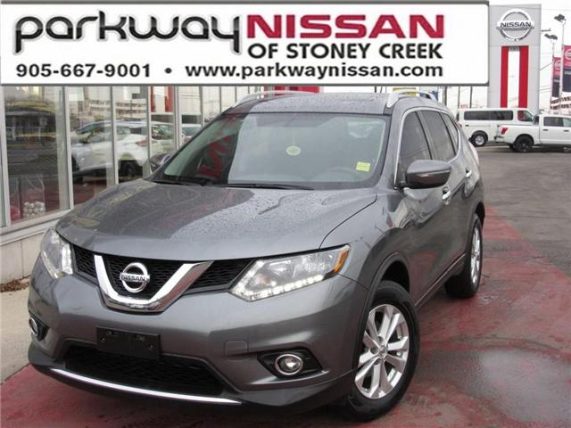 2015 Nissan Rogue SV (Stk: N1380) in Hamilton - Image 1 of 20
