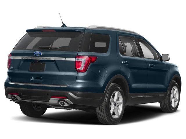 2019 Ford Explorer Platinum (Stk: K-335) in Calgary - Image 3 of 9