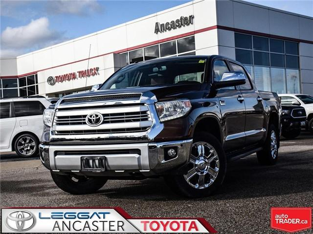 2014 Toyota Tundra  (Stk: 3730) in Ancaster - Image 1 of 21