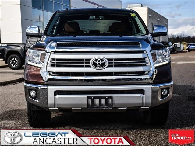 2014 Toyota Tundra  (Stk: 3730) in Ancaster - Image 2 of 21