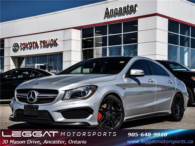 2015 Mercedes-Benz CLA-Class Base (Stk: M301) in Ancaster - Image 1 of 2
