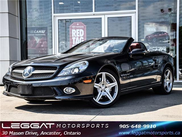 2011 Mercedes-Benz SL-Class Base (Stk: M287) in Ancaster - Image 1 of 16