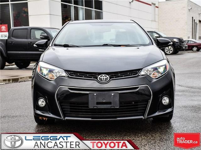2015 Toyota Corolla  (Stk: 3765) in Ancaster - Image 2 of 23