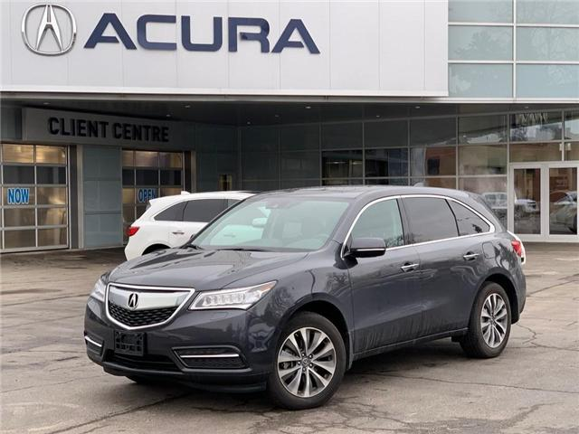 2016 Acura MDX Navigation Package (Stk: 3920) in Burlington - Image 1 of 30