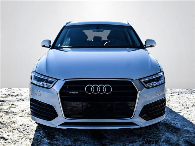2016 Audi Q3 2.0T Technik (Stk: U0719) in Calgary - Image 2 of 26