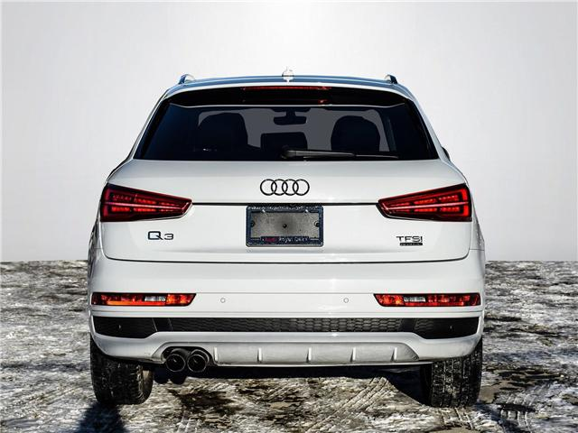 2016 Audi Q3 2.0T Technik (Stk: U0719) in Calgary - Image 5 of 26