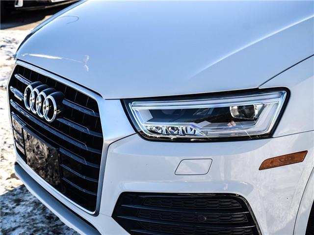 2016 Audi Q3 2.0T Technik (Stk: U0719) in Calgary - Image 6 of 26