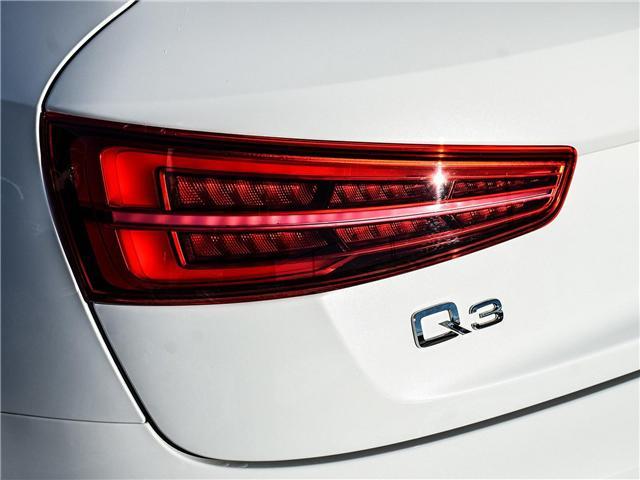 2016 Audi Q3 2.0T Technik (Stk: U0719) in Calgary - Image 7 of 26