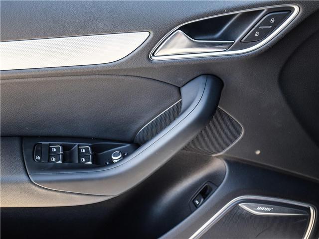 2016 Audi Q3 2.0T Technik (Stk: U0719) in Calgary - Image 9 of 26