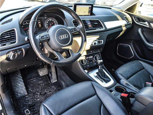2016 Audi Q3 2.0T Technik (Stk: U0719) in Calgary - Image 10 of 26