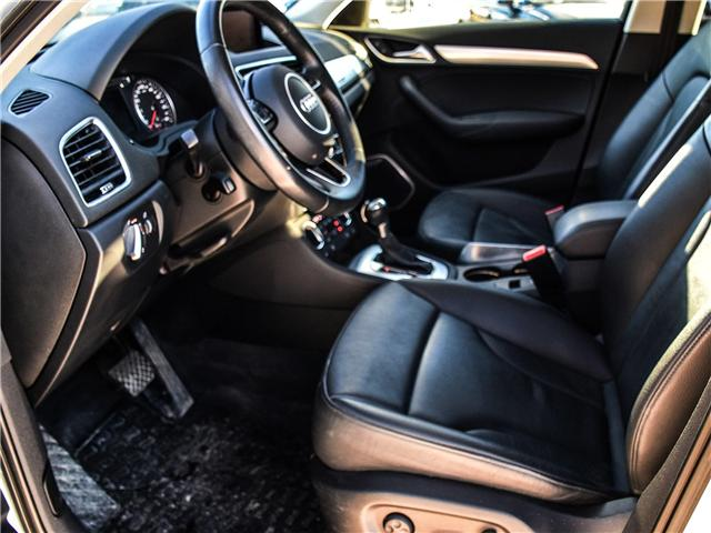 2016 Audi Q3 2.0T Technik (Stk: U0719) in Calgary - Image 11 of 26