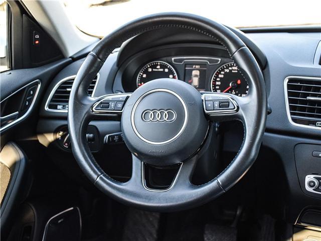 2016 Audi Q3 2.0T Technik (Stk: U0719) in Calgary - Image 14 of 26