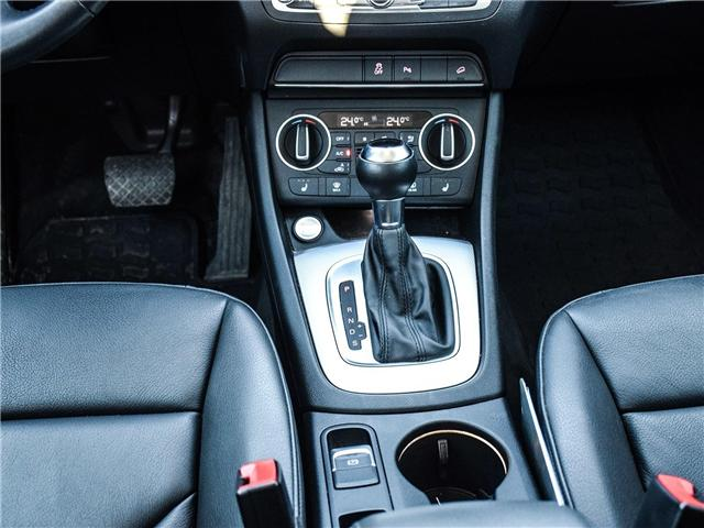 2016 Audi Q3 2.0T Technik (Stk: U0719) in Calgary - Image 15 of 26