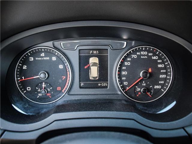 2016 Audi Q3 2.0T Technik (Stk: U0719) in Calgary - Image 18 of 26